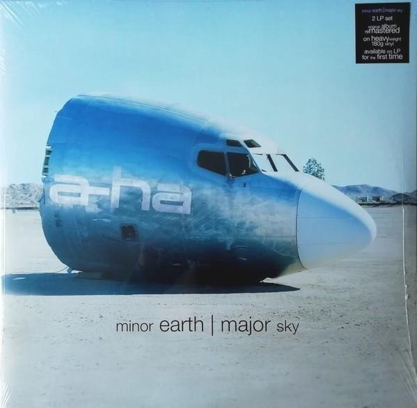 A-HA Minor Earth, Major Sky 2LP