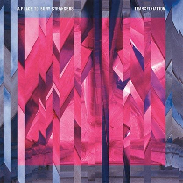 A PLACE TO BURY STRANGERS Transfixiation Colored LP