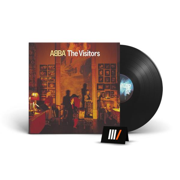 ABBA Visitors LP