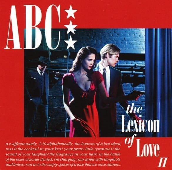 ABC The Lexicon Of Love II LP
