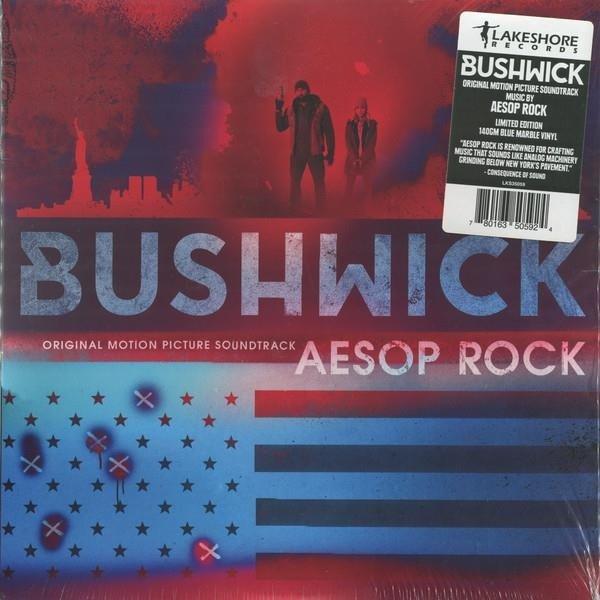 AESOP ROCK Bushwick OST LP