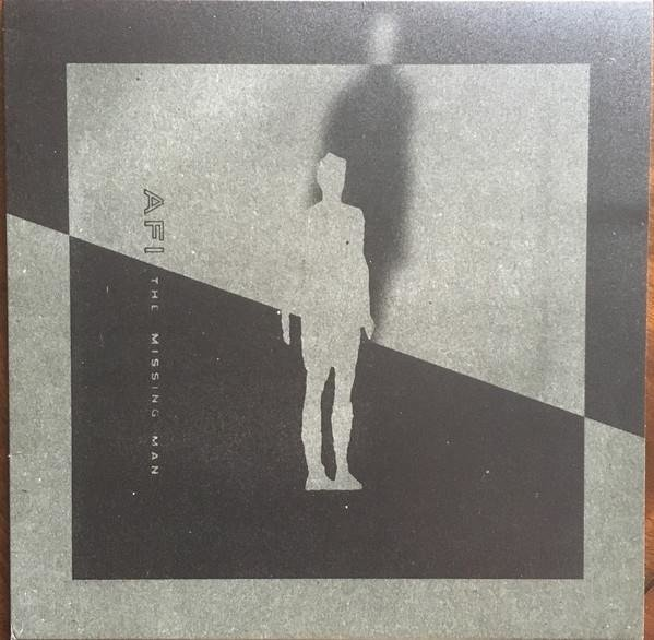 AFI The Missing Man LP