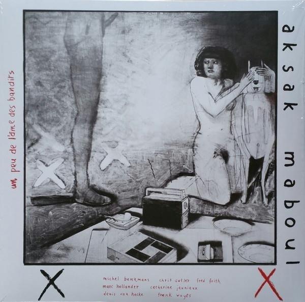 AKSAK MABOUL Un Peu De Lame De Bandits LP
