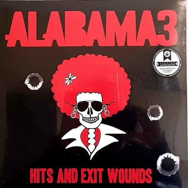 ALABAMA 3 Hits And Exit Wounds 2LP