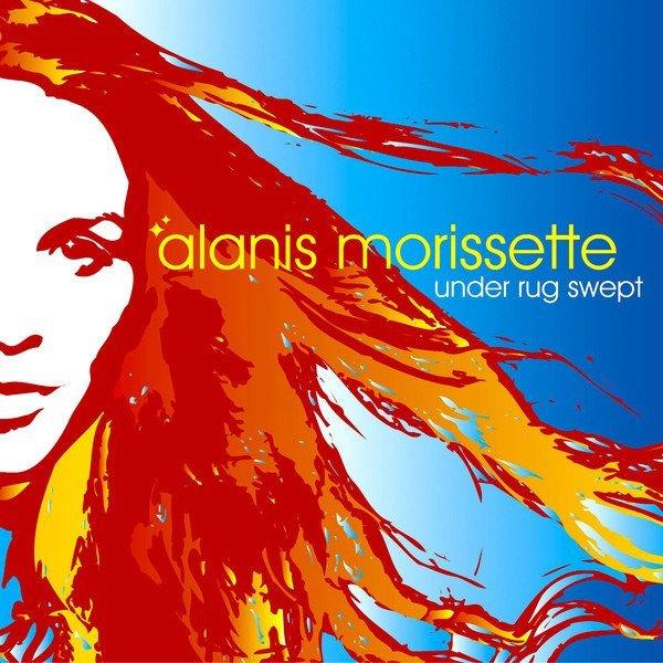 ALANIS MORISSETTE Under Rug Swept LP