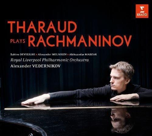 ALEXANDRE THARAUD/LIVERPOOL PHILHARMONIC ORCHESTRA Rachmaninov: Tharaud Plays Rachmaninov LP