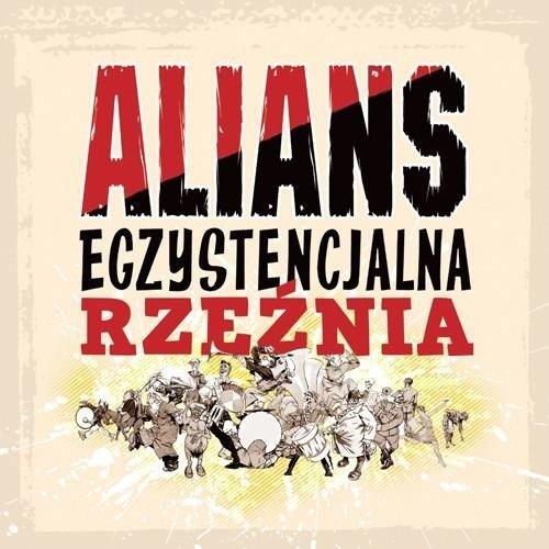 ALIANS Egzystencja Rzeźnia LP