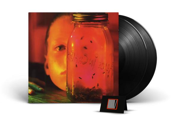 ALICE IN CHAINS Jar of Flies/Sap 2LP