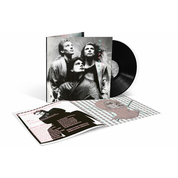 ALPHAVILLE Afternoons In Utopia LP