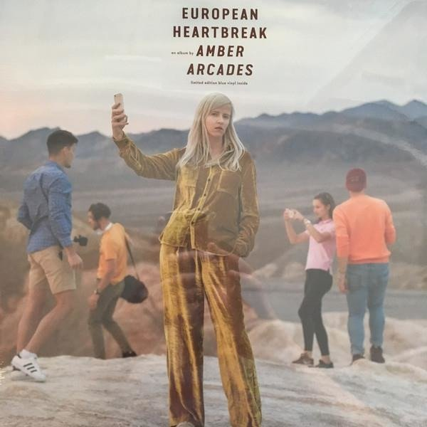 AMBER ARCADES European Heartbreak LP