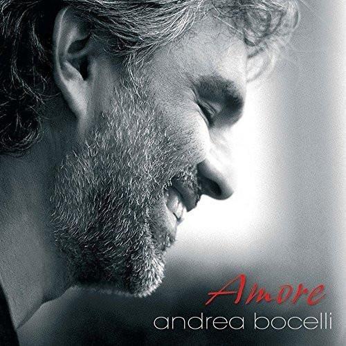 ANDREA BOCELLI Amore  2LP