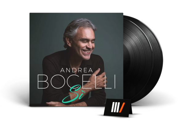 ANDREA BOCELLI Si 2LP