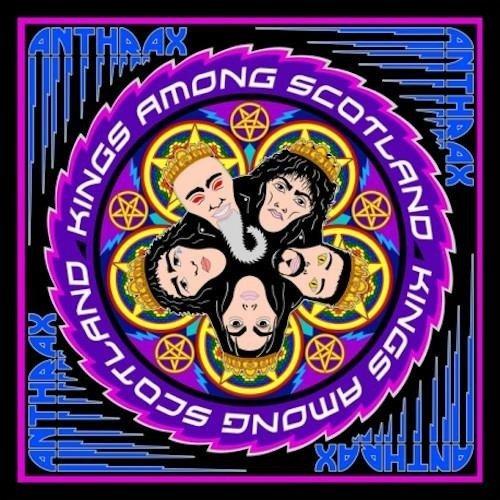 ANTHRAX Kings Among Scotland 3LP