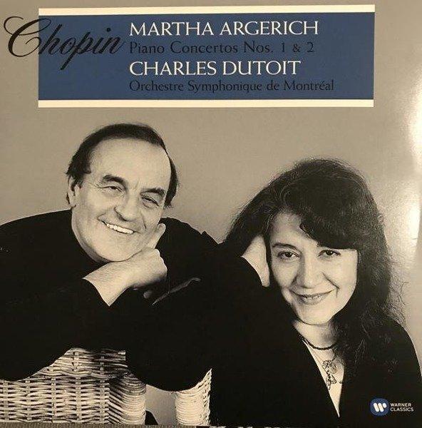 ARGERICH/DUTOIT Chopin: Piano Concertos Nos. 1 & 2 2LP