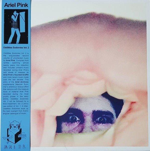 ARIEL PINK Odditties Sodomies Vol 2 LP