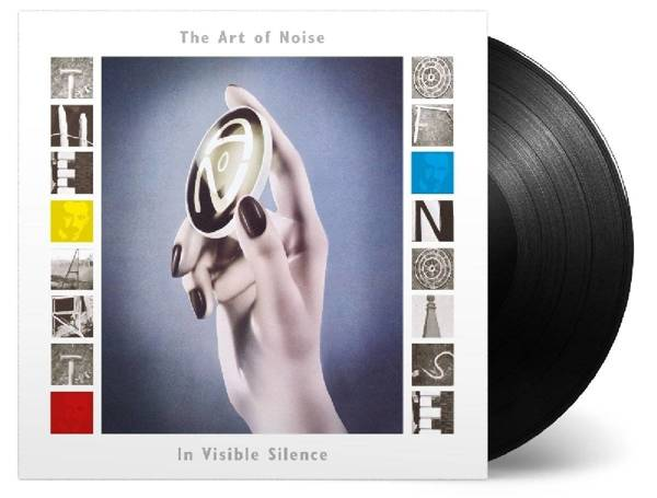 ART OF NOISE In Visible Silence 2LP