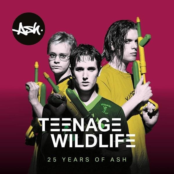 ASH Teenage Wildlife - 25 Years Of Ash 2LP