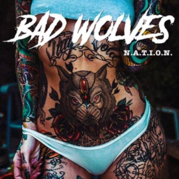 BAD WOLVES N.A.T.I.O.N. 2LP