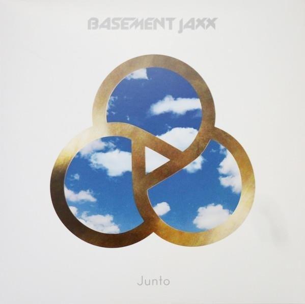 BASEMENT JAXX Junto 2LP + CD