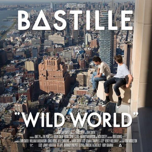 BASTILLE Wild World  2LP