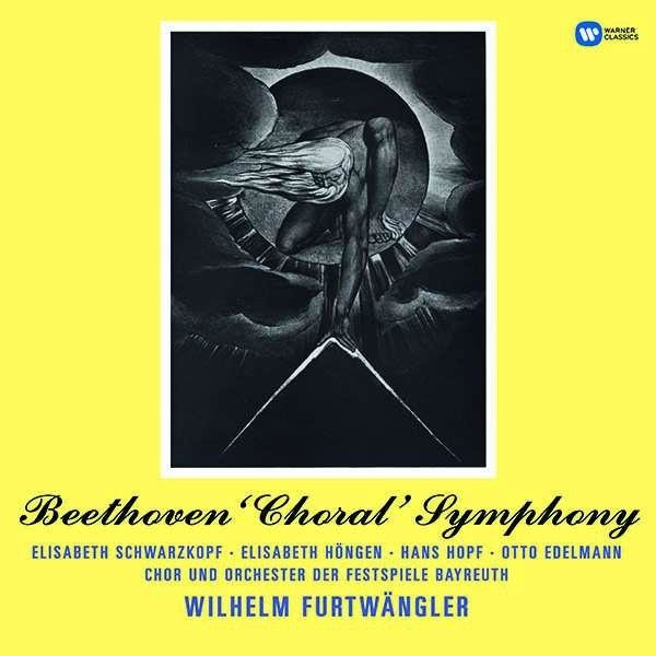 BAYREUTH/WILHELM FURTWAENGLER Beethoven: Symphony No. 9 2LP