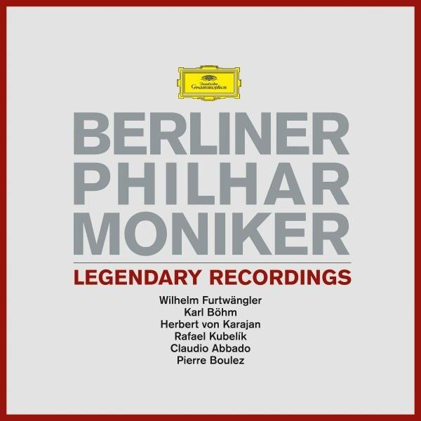 BERLINER PHILHARMONIKER Legendary Recordings 6LP
