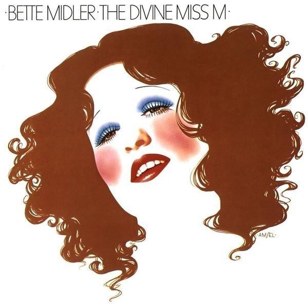 BETTE MIDLER The Divine Miss M LP