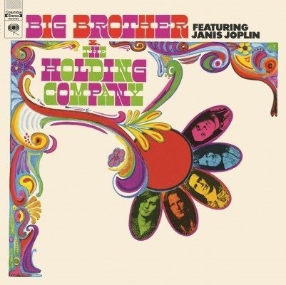 BIG BROTHER & THE HOLDING COMPANY Big Brother & The Holding Company LP