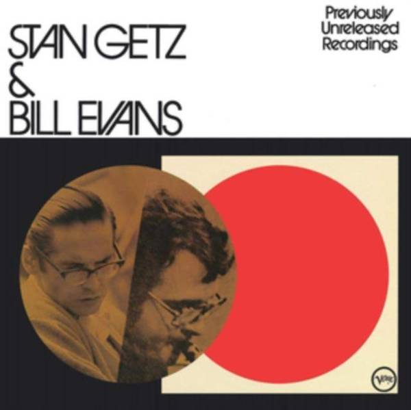 BILL EVANS & STAN GETZ Stan Getz And Bill Evans LP