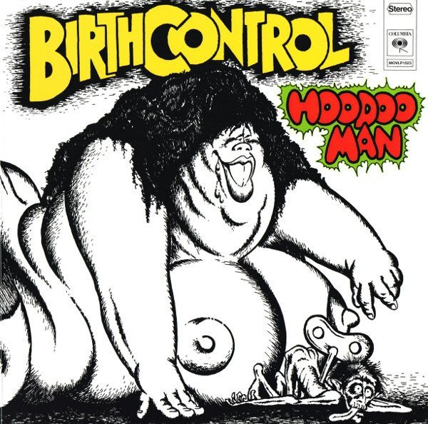 BIRTH CONTROL Hoodoo Man LP