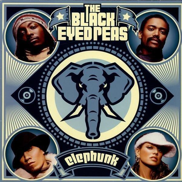 BLACK EYED PEAS Elephunk LTD 2LP