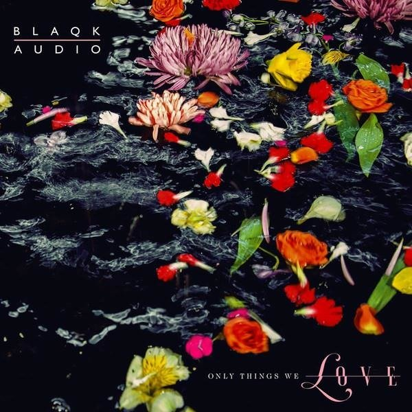BLAQK AUDIO Only Things We Love (WATER Picture Disc) LP