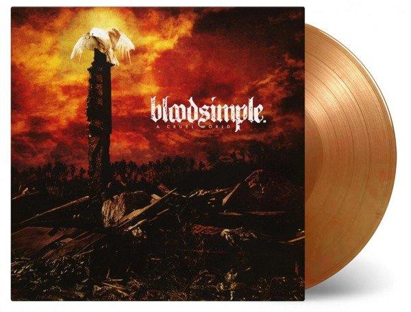 BLOODSIMPLE A Cruel World LP