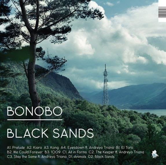 BONOBO Black Sands Limited Edition 2LP