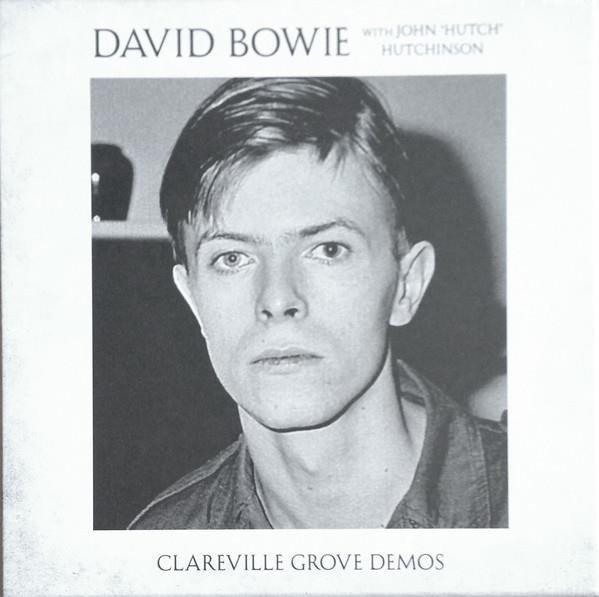 BOWIE, DAVID Clareville Grove Demos VINYL SINGLE