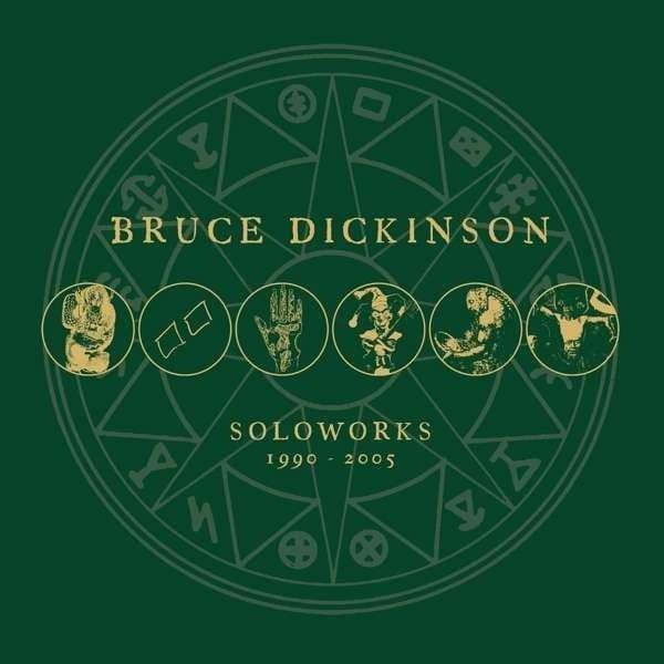 BRUCE DICKINSON Soloworks 6LP