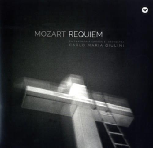 CARLO MARIA GIULINI Mozart: Requiem LP