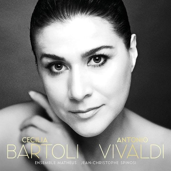 CECILIA BARTOLI Antonio Vivaldi LP