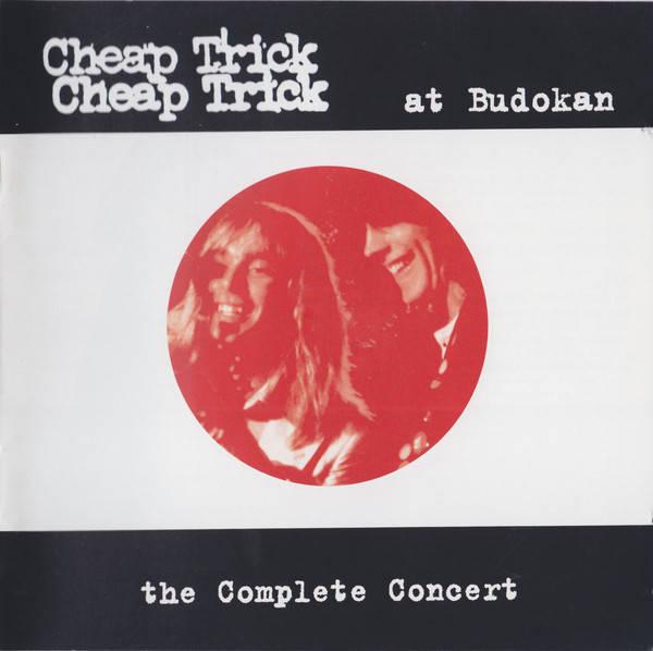 CHEAP TRICK At Budokan -Complete- 2LP- Red Vinyl