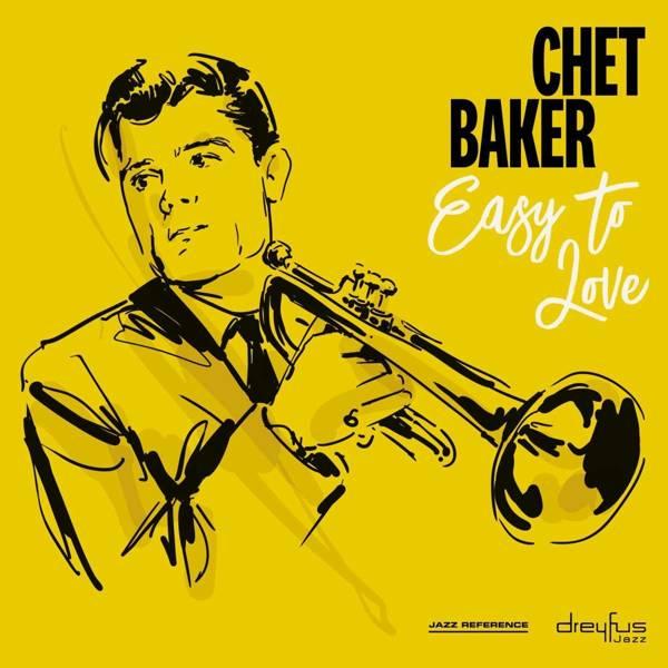 CHET BAKER Easy To Love LP