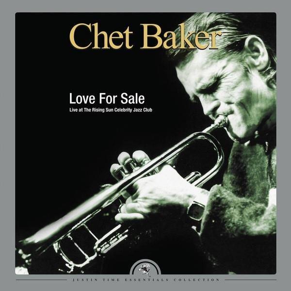 CHET BAKER Love For Sale 2LP