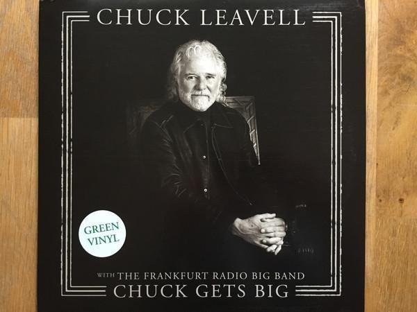 CHUCK LEAVELL Chuck Gets Big 2LP
