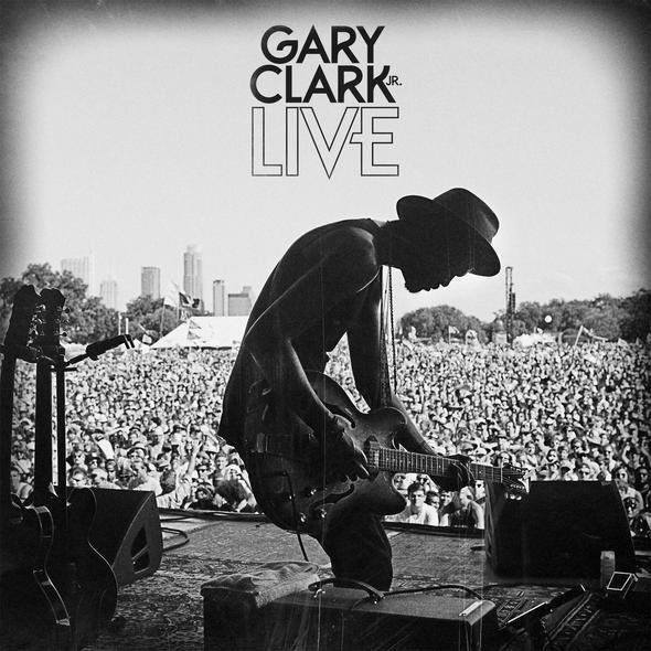 CLARK, GARY JR. Live LP
