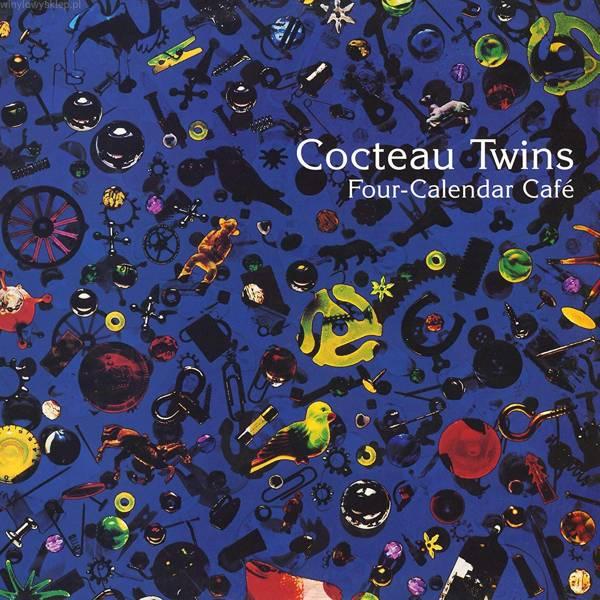 COCTEAU TWINS Four Calendare Cafe  LTD (RSD) 2LP
