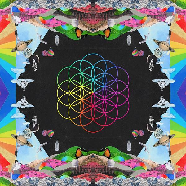 COLDPLAY A Head Full Of Dreams 2LP