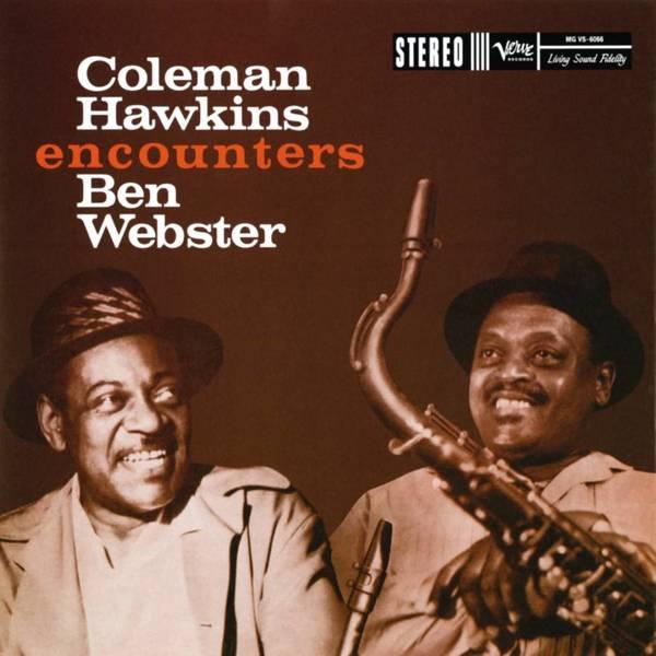 COLEMAN HAWKINS & BEN WEBSTER Coleman Encounters Webster LP