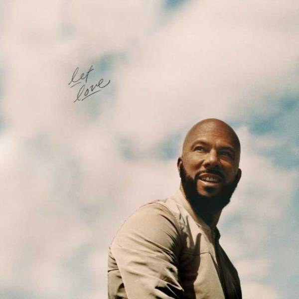 COMMON Let Love LP