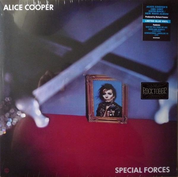 COOPER, ALICE Special Forces LP