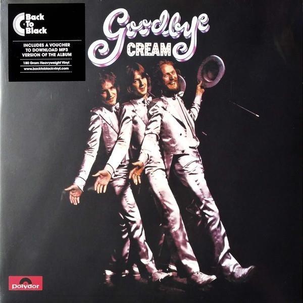 CREAM Goodbye LP