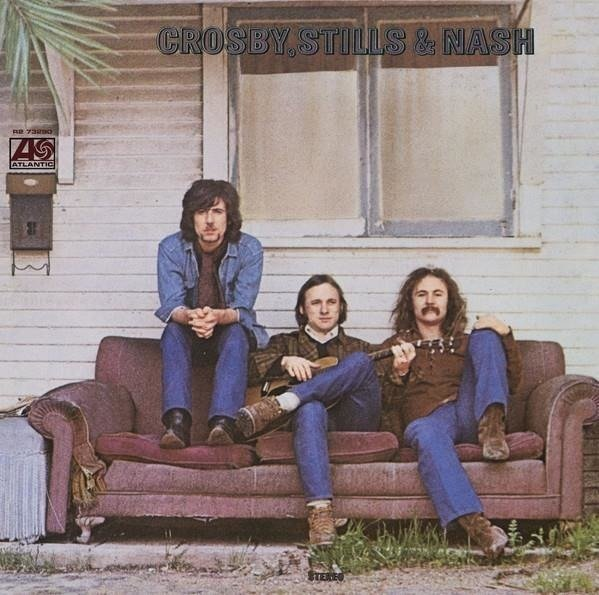 CROSBY, STILLS & NASH Crosby, Stills & Nash (SUMMER Of 69 Campaign) LP